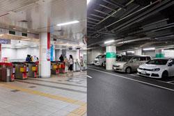 京都地下鉄乗客数