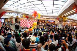 京都地下街イベント